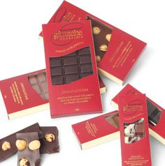 All our delicious chocolate bars now come in these gorgeous boxes, perfect for giving - or just eating!