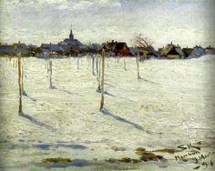 peder severin krøyer paintings - Buscar con Google