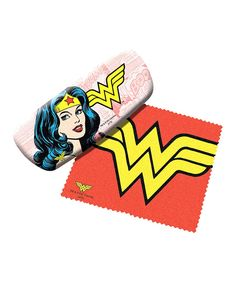 Take a look at this Wonder Woman Eyeglass Case today!