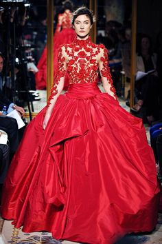 Red marchesa - Paperblog