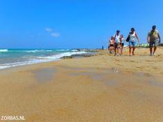 Singles en alleen reizende naar Kreta Griekenland Heraklion, Beach, Outdoor, Abseiling, Outdoors, The Beach, Beaches, Outdoor Games, The Great Outdoors