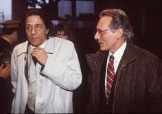 2 amiconi. Enzo Jannacci e Giorgio Gaber.