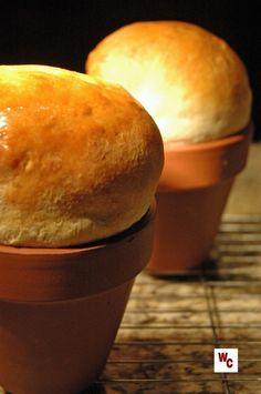 Terracotta Bread - How to season terracotta pots for baking bread