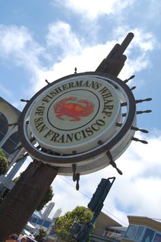 Fisherman's Wharf, San Francisco!