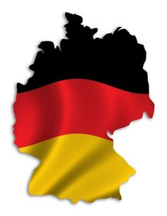 Silhouette of Germany. Outline of Germany filled with german flag - includes cli , Germany, Silhouette, Memories, Post, Outline, Qatar Flag, Educational Technology, Sunlight, High School