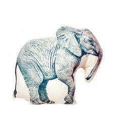 Mini Elephant Natural now featured on Fab.