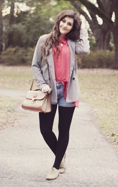 check out Carly! Love her style.