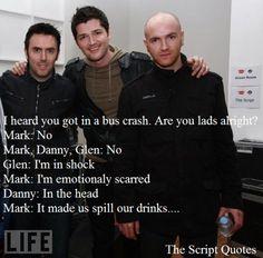 Lol...Omg these three...