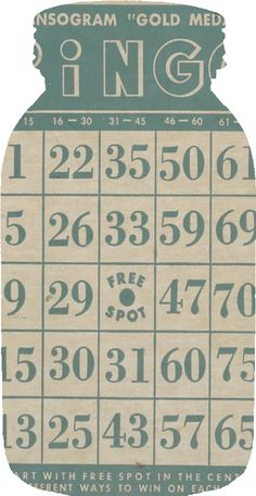 Free Printable Mason Jar