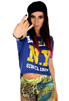 Camiseta Mullet Harlem NY 79.90
