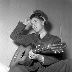 Elvis Presley In The Army | Elvis Presley army | Flickr - Photo Sharing!
