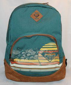 ROXY Backpack Fairness Tepee Turk Bag