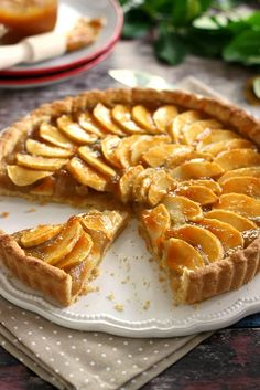 Tart Recipes, Sweet Recipes, Dessert Recipes, Cooking Recipes, Hungarian Recipes, Sweet Desserts, Winter Food, No Bake Cake, Food And Drink