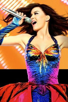"""""""Who's excited about Katy's concert film? Enter the EPIX sweepstakes for a chance to meet Katy at the premiere of """"Katy Perry: The Prismatic World Tour"""" in Los Angeles! Details:..."""