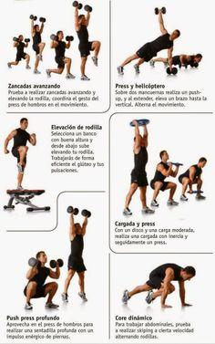 DESARROLLAR FUERZA PARA PERDER PESO | Aptitud Fitness