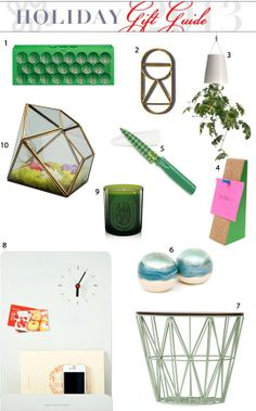 Small Space, Big Style: Gifts for the Small-Space Dweller Holiday Gift Guide + Sweepstakes from Apartment Therapy | Apartment Therapy