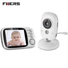 Fuers 3.2 Inch Wireless Video Color Baby Monitor High Resolution Baby Nanny Security Camera Night Vision Temperature Monitoring -  Check Best Price for. This shopping online sellers provide the information of finest and low cost which integrated super save shipping for Fuers 3.2 inch Wireless Video Color Baby Monitor High Resolution Baby Nanny Security Camera Night Vision Temperature Monitoring or any product promotions.  I think you are very lucky To be Get Fuers 3.2 inch Wireless Video…