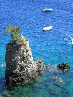 Beautiful Corfu island
