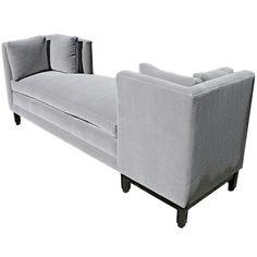 Harvey Probber Sofa Tête à Usa C 1950 S