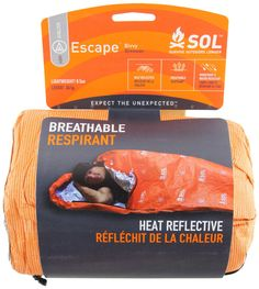 Camping Stoves and Grills :Survive Outdoors Longer Escape Bivvy - Orange-  * Remarkable outdoor item available now. : Camping Stoves and Grills