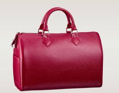 Louis Vuitton Speedy 30 #bags #fashion