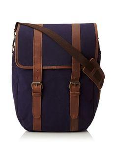 United By Blue Men's Pannier Bike Bag (Navy)