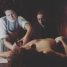 #outlander Episode 308 was on fire.#First Wife. Post up **link in profile** #outlanderseason3 #jamieandclaire