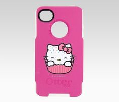 Hello Kitty Otterbox® Commuter Series® Case for iPhone 4/4S: Cupcake