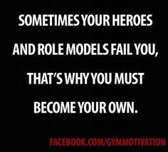I am my own S(hero)