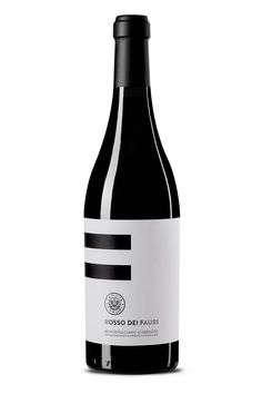 Rosso Dei Fauri on Packaging of the World - Creative Package Design Gallery Cabernet Sauvignon, Sauvignon Blanc, Chenin Blanc, Beer Label, Wine Labels, Pinot Noir Wine, Wine Label Design, Bottle Packaging, Packaging Ideas