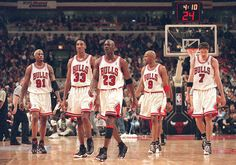 One of Jordan's greatest qualities was making the players around him better.