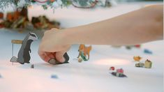 Here is some of the making of footage from The Bear and The Hare - Christmas spot for John Lewis 2013 Credits: Agency: Adam & Eve/DDB ECD: Ben Priest Creativ...