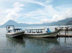 Tourisme Guatemala - Sur la route des volcans, d'Antigua au lac Atitlán: