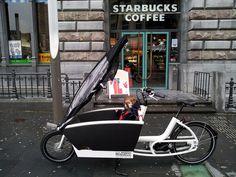 Urban Arrow Electric cargo bike (12) | Flickr - Photo Sharing!