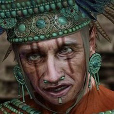 ancient mayan priest - Google Search