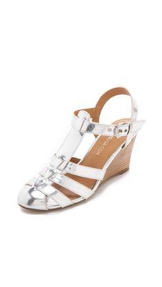 Marais USA Woven Heel Sandals Shopbop $140