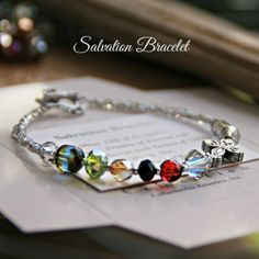 18-Inch Rhodium Plated Necklace with 4mm Faux-Pearl Beads and Sterling Silver Lord Is My Shepherd Charm.
