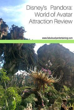 Disney's Pandora World of Avatar attractiond