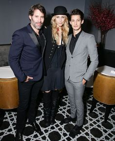 MARIE DE VILLEPIN - YVES SAINT LAURENT BEAUTÉ and THE CINEMA SOCIETY Host the After Party for THE WEINSTEIN COMPANY'S Yves Saint Laurent