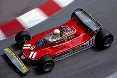 1979 Jody Scheckter, Ferrari 312T4