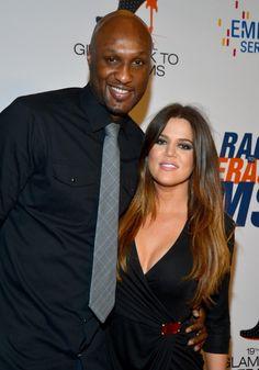 Lamar & Khloe in happier times