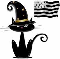 Légendes bretonnes sur le chat noir