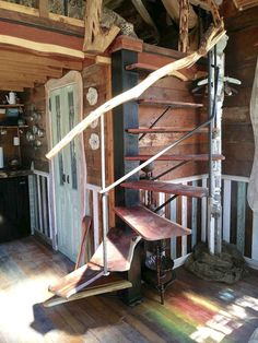 Robin Hood's Hideout – Tiny House Swoon