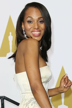 Scandal star Kerry Washington is super smart, thoroughly brilliant and oh-so-inspirational. Here's a round up of her best quotes...