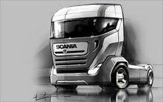 truck cocept 2016 - Buscar con Google Future Trucks, Product Sketch, Heavy Truck, Truck Design, Motorcycle Design, Car Sketch, Camping Car, Commercial Vehicle, Transportation Design