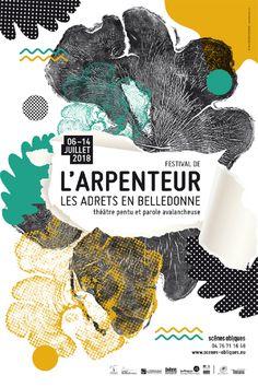 """Résultat de recherche d'images pour """"festival poster graphic design 2018"""""""