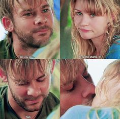This scene had me sobbing because I knew it was coming Movies Showing, Movies And Tv Shows, Revolution Tv Show, Charlie Pace, Lorien Legacies, Lost Tv Show, Lost Quotes, Emilie De Ravin, Fangirl Problems