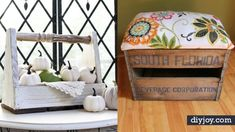 34 DIY Home Decor Ideas Made With Repurposed Crates Inexpensive Home Decor, Diy Home Decor, Easy Crafts, Easy Diy, Sewing Projects, Diy Projects, Farmhouse Style Decorating, Diy Decorating, Diy Mask