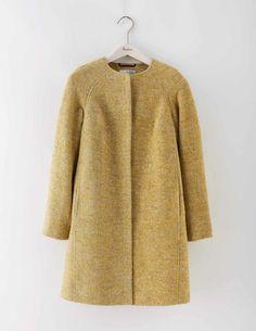 Sienna Herringbone Coat