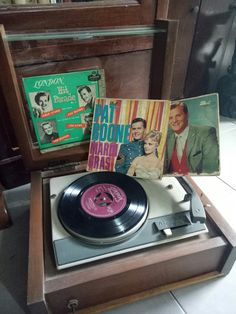 Pat Boone, Turntable, Music Instruments, Vinyls, Musical Instruments